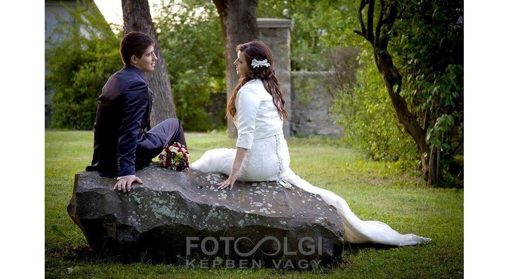 Annamária és Csaba esküvője